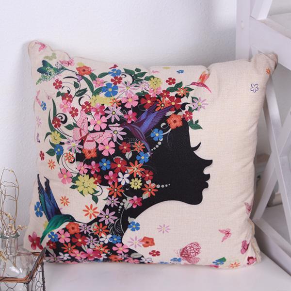 老式沙发抱枕已淘汰了,温暖舒适的8款抱枕,让你更有安全感