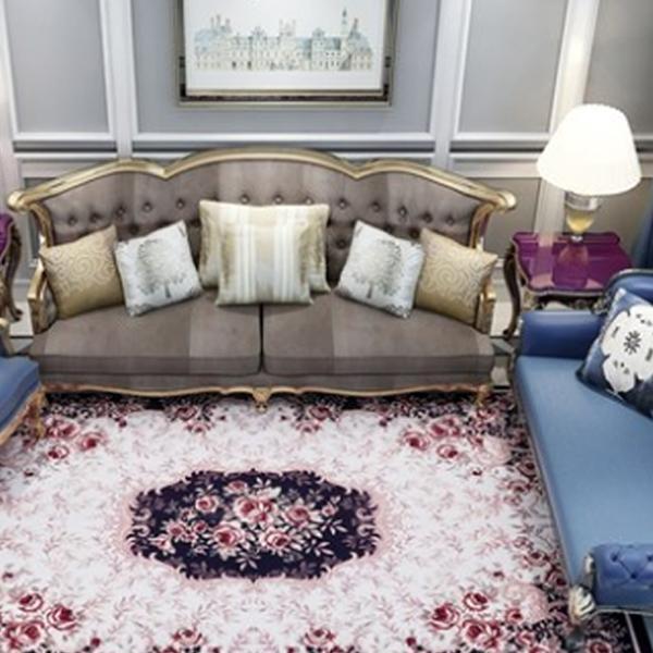 有了这几款低调奢华高雅又温馨的地毯,让你每天都想早点回家