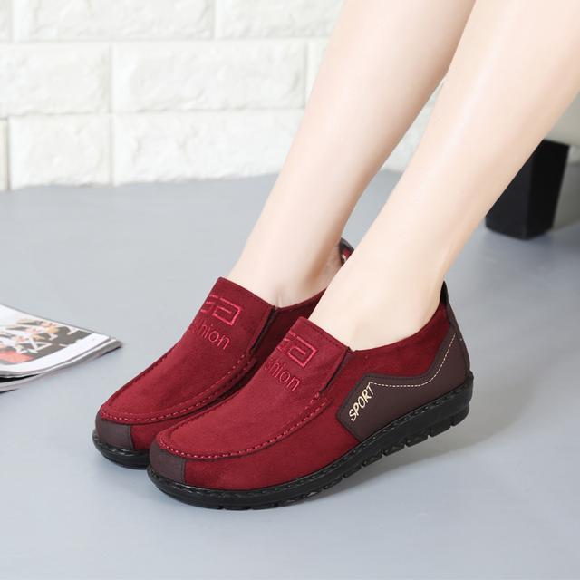 老北京布鞋女鞋单鞋