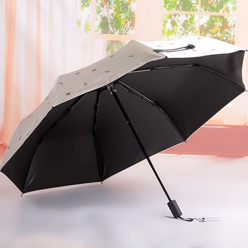 雨季和夏天同时到来,你需要一把晴雨两用伞,时尚又实用