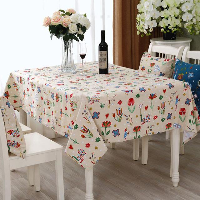 今年流行的这几款时尚美观餐桌布,绝对是装饰居家生活的小能手