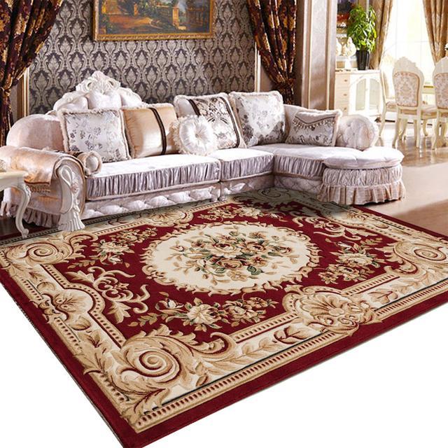 高颜值的地毯,能营造温暖怡人的家居氛围