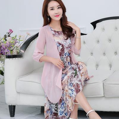 30-45岁春夏季缤纷时尚连衣裙,打造优雅知性小女人