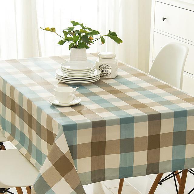 餐桌布根据家庭需要选择,一家人可以很温馨一群好友也可以很热闹