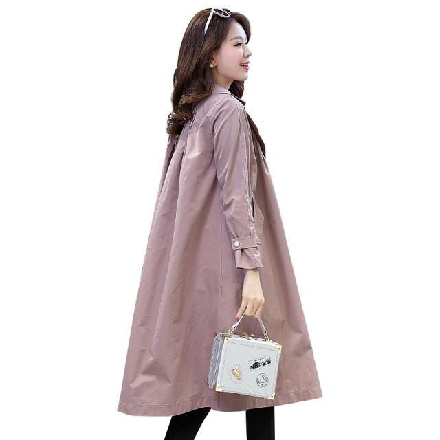 韩版宽松时尚外套