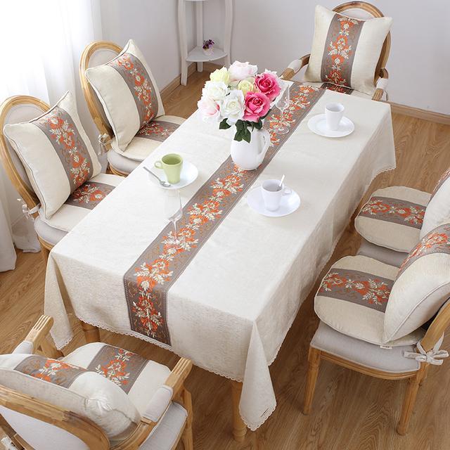 桌布打造仪式感,平凡生活也能成诗