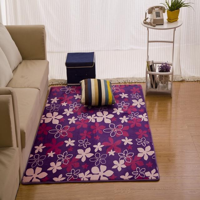 家里地板太单调,铺上这些地毯瞬间高大上