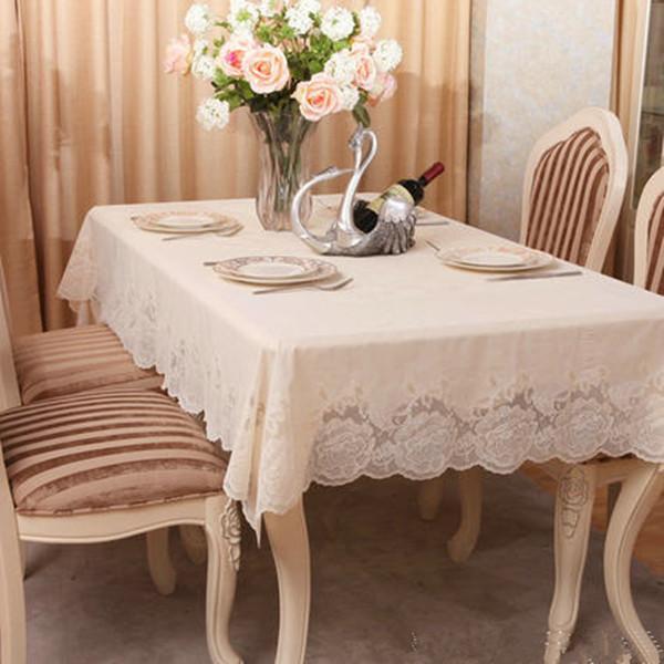 用一条桌布点缀家居,提升您的生活品质