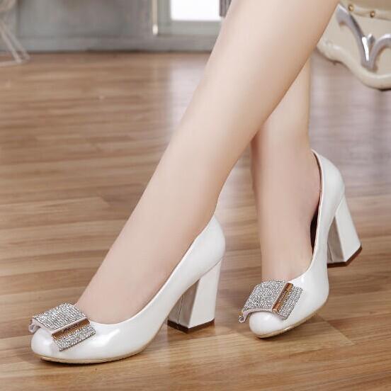 达芙妮职业工作鞋