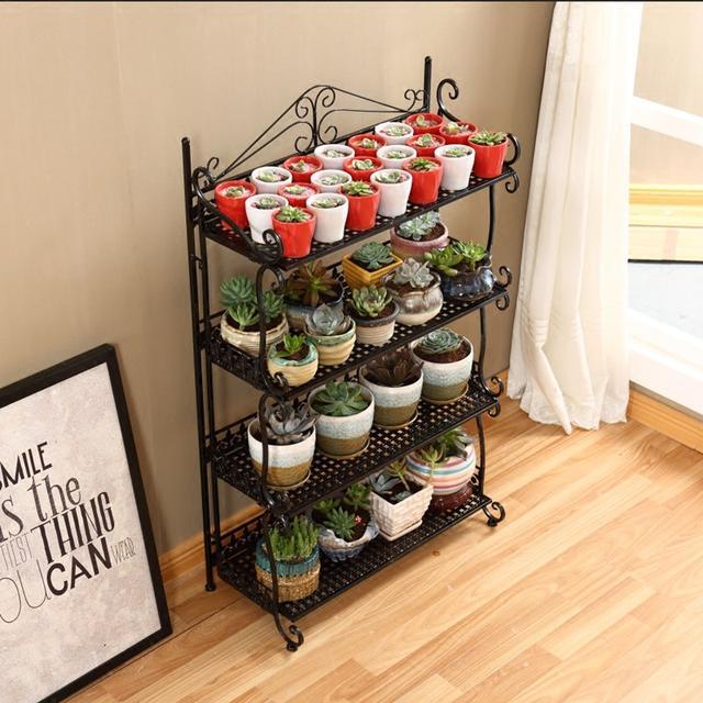 阳台养花养草没有美感怎么行?八款创意花架让你的花草养的更漂亮