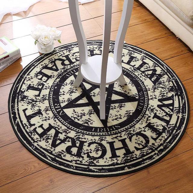 一张地毯足以让你卸下盔甲舒心的进入家门