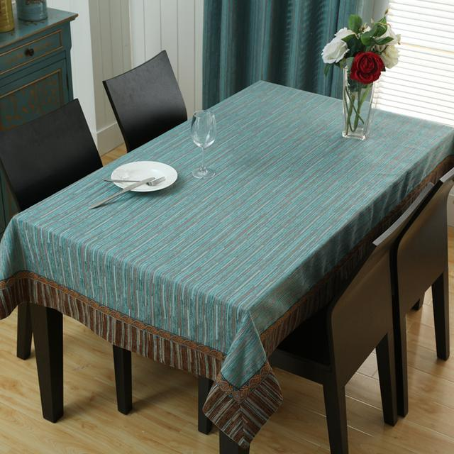 老掉牙的透明桌布已经过时了,有品位的人都在用这种高档桌布
