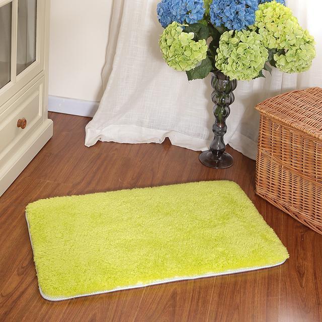你还在用传统老式的地毯吗?现在都流行好看还好打理的