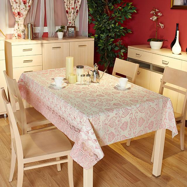 餐桌必备桌布  防烫防水易清洁