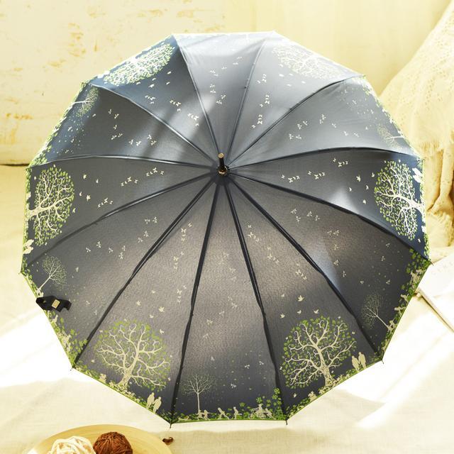 下雨忘带伞你会不会主动凑到陌生人的雨伞下
