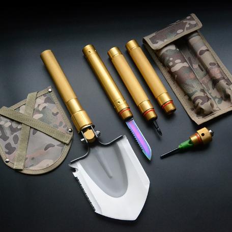 户外出行,必不可少的8件工具,你有所准备吗