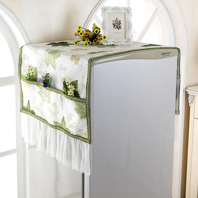 简单的一块布,盖一盖,家里变得干净又高大上