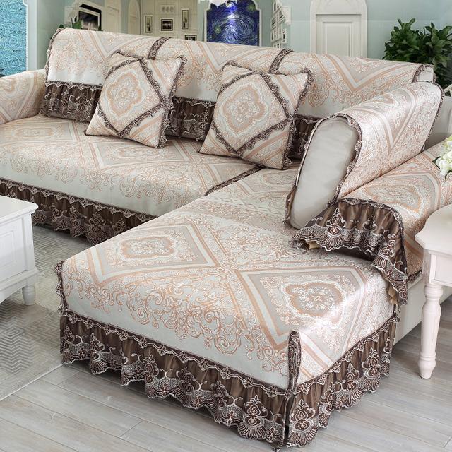 冰丝防滑沙发坐垫,凉爽安逸的同时,提升客厅的高逼格