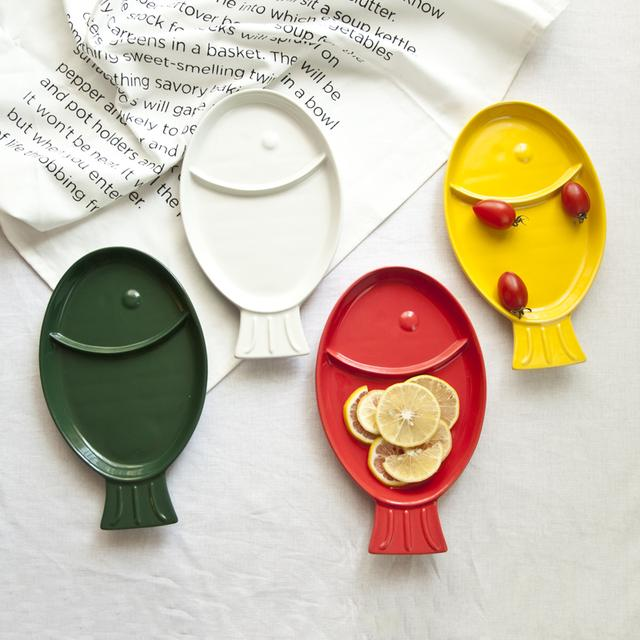 提高食物的颜值,创意的餐具起到了点睛的效果,第四款真可爱