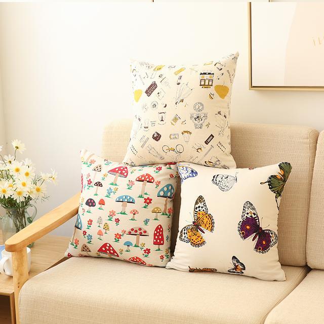 6款独具特色的抱枕,趣味十足有格调