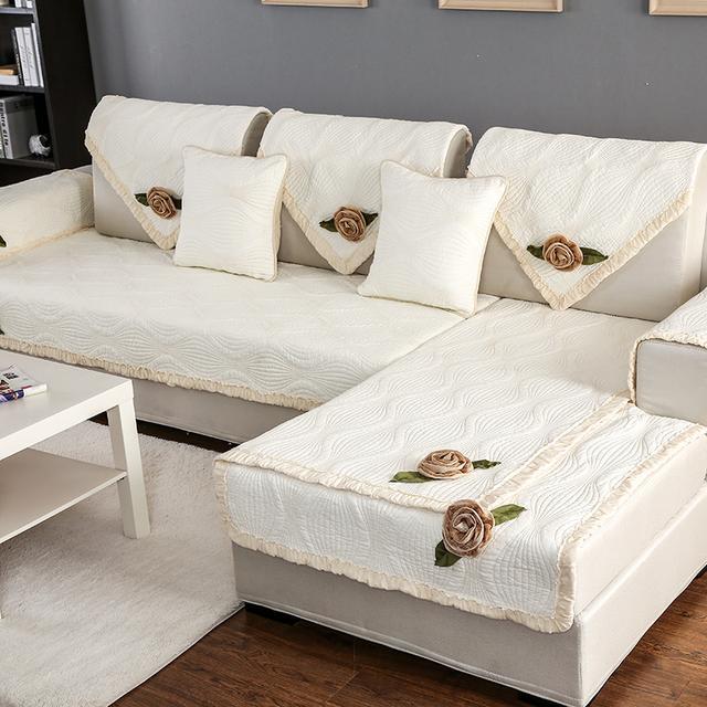 四季都可用的沙发垫,美观且实用,让旧沙发换新颜