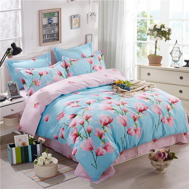 柔软舒适的床上4件套,让你睡出美梦不断