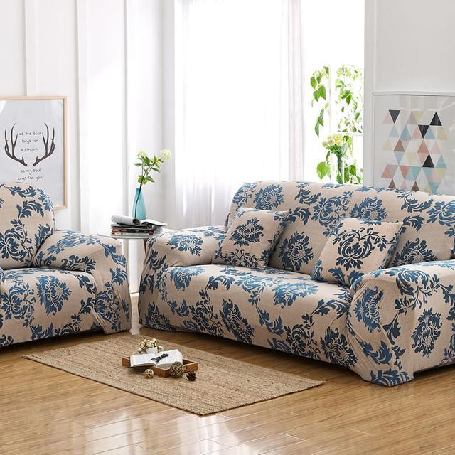 让旧沙发重返青春,一个沙发套解决所有问题,全部下来不到90元