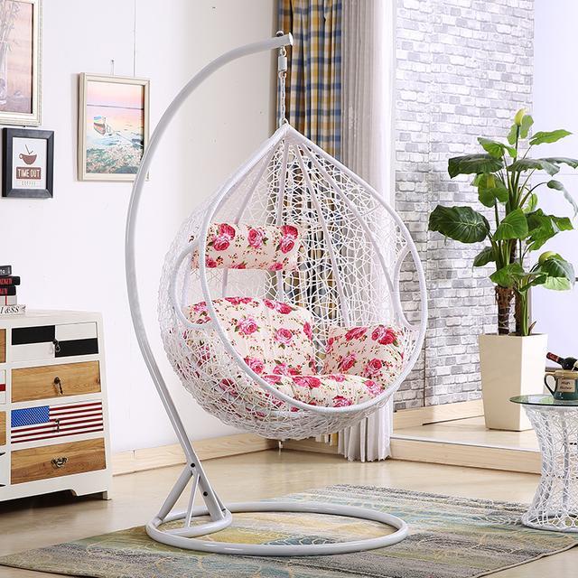 时尚高颜值吊椅,让你乐享午睡时光