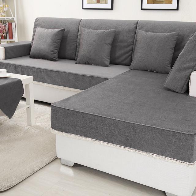 自从网上淘了第三款沙发垫,邻居纷纷来问哪买的