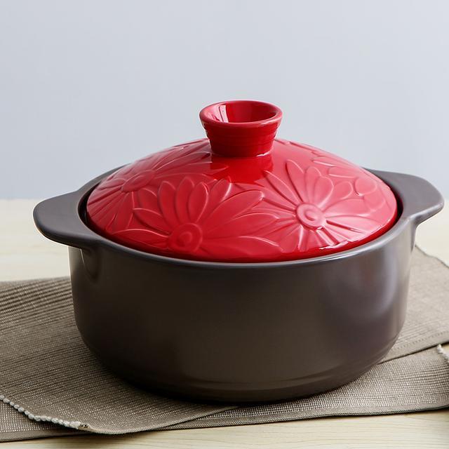 家中备个小砂锅,随时煲汤煮粥做煲仔饭,便捷又健康