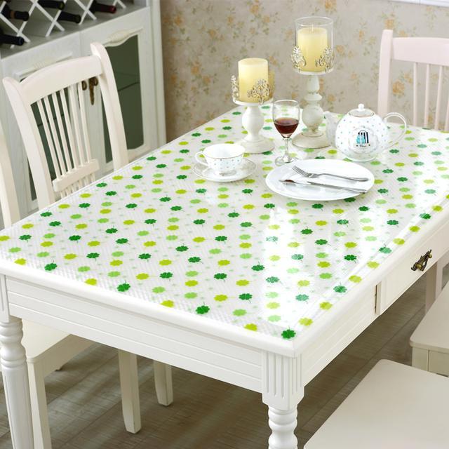 换块防水防油的新潮桌布,吃饭更香,心情更好