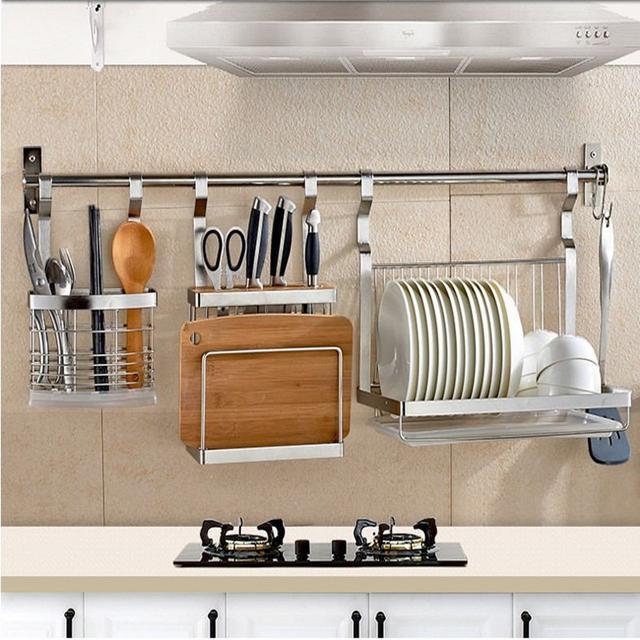 便宜又实用的厨房置物架,让厨房干净整洁,还显得厨房空间大