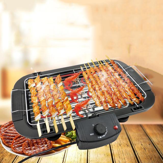 无油烟不粘锅涮烤盘,零厨艺也能瞬间变大厨