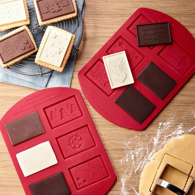 创意高颜值饼干模具,让你轻松成为烘焙达人
