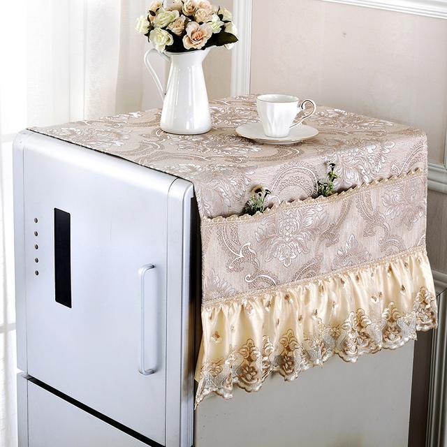 简单的一块布,往家里盖一盖,里里外外变得整洁又高大上