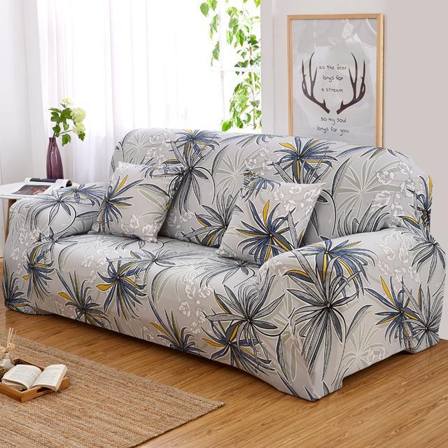 沙发旧了不要扔,换个60元的全包沙发套,直接变成新沙发