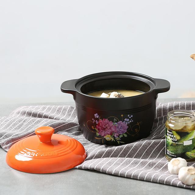 10款值得入手的高颜值好砂锅,让你爱上回家吃饭