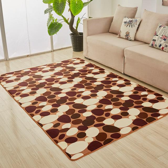 传统的地毯已过时了,今年流行这12款,不仅耐脏防滑还显档次
