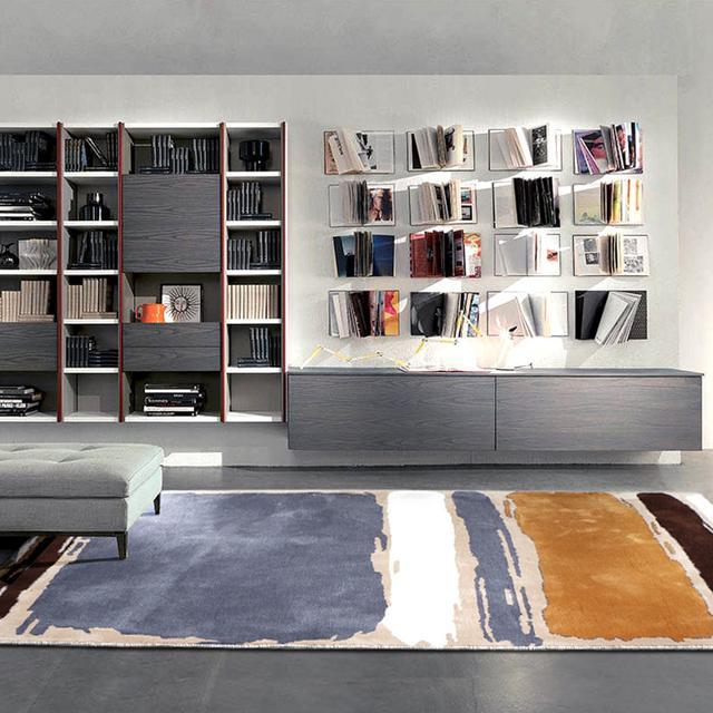 充满个性与创意的地毯,没有任何人可以打断你享受美好时间