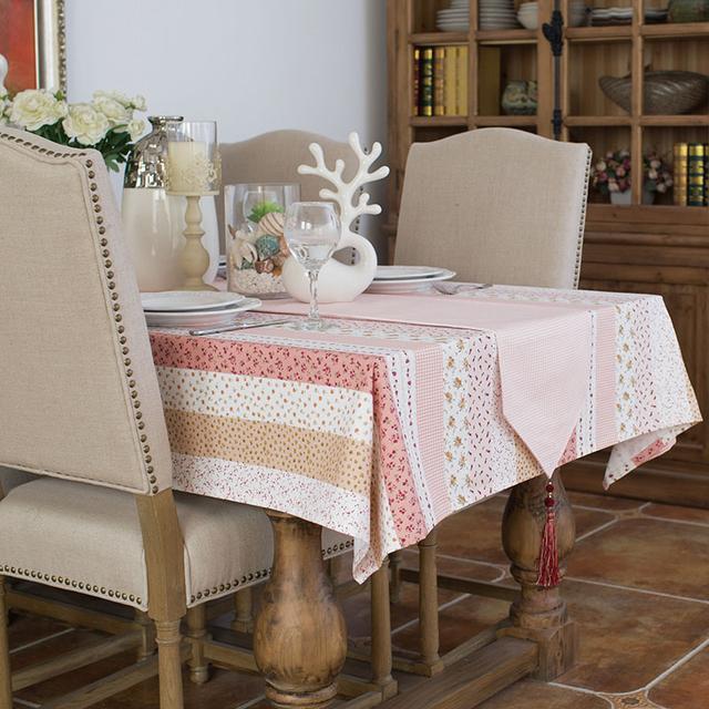 作为一个有品位的人,家里的桌布也会别具一格!这几款值得选购