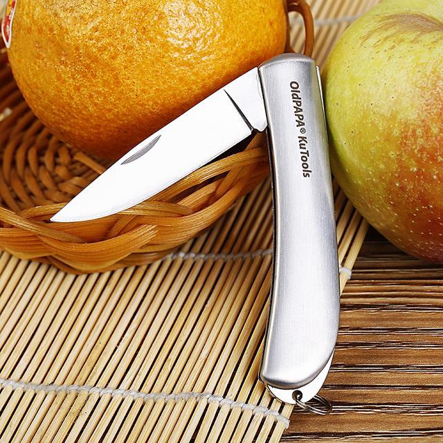 8款最好看的水果刀,这些刀会让你有削水果的冲动