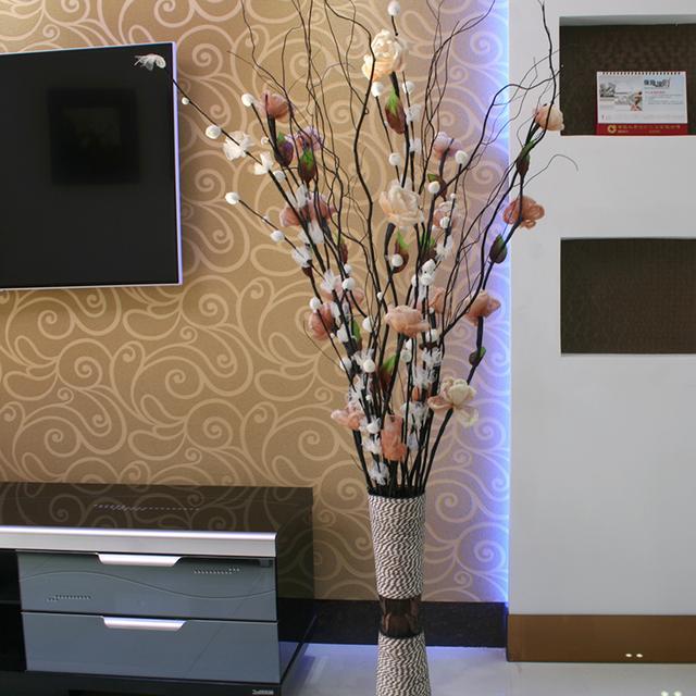 把这些干花束摆在家中,到处充满鲜花芳草香,瞬间提升房间格调