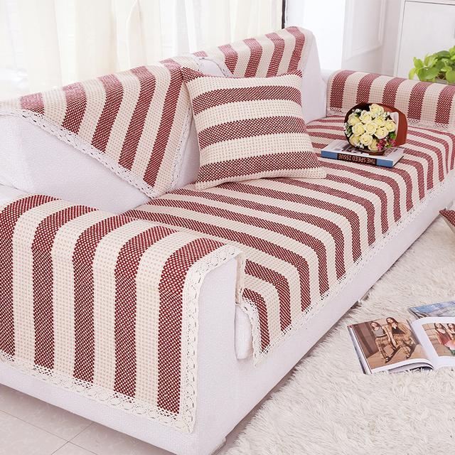 春夏换新装,八款清新大气的沙发垫,让客厅熠熠生辉