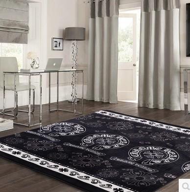 小小的装饰,一张好地毯提升居家品味