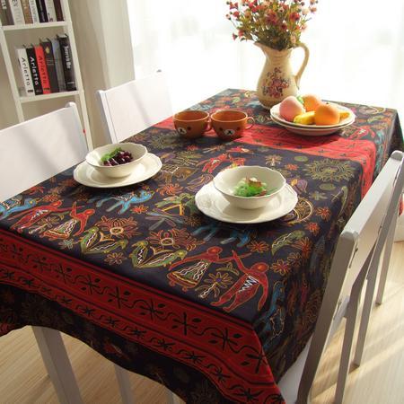 好胃口哪里来?高颜值桌布为你铺出来