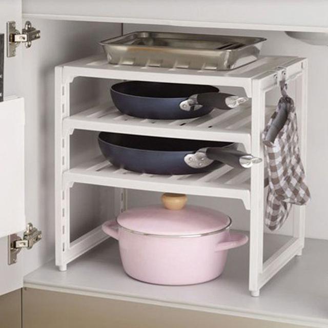 多数人把水槽周围闲置?资深老保姆教你这样设计,厨房整洁又宽敞
