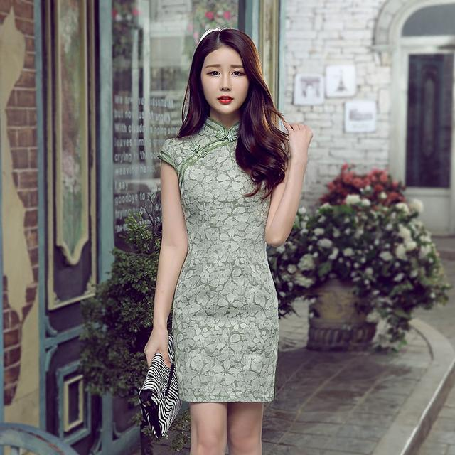 旗袍——东方美的标志