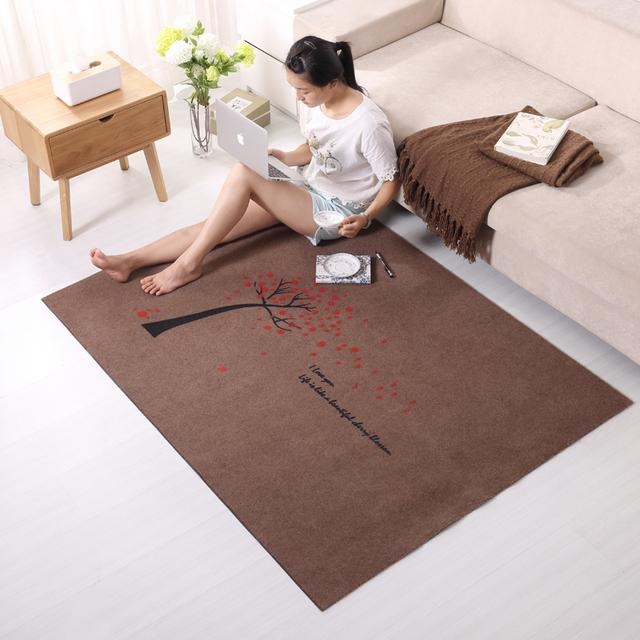 一块地毯,给你莫名的幸福感