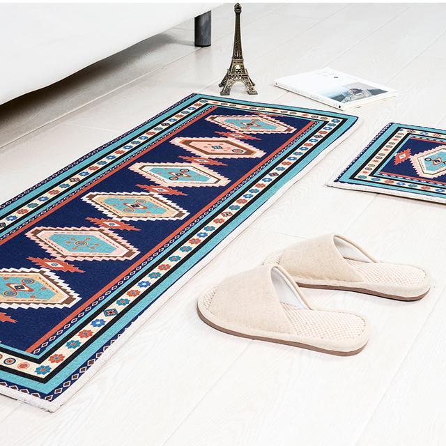 作为热爱时尚的居家达人,小清新地垫也要征服你挑剔的审美