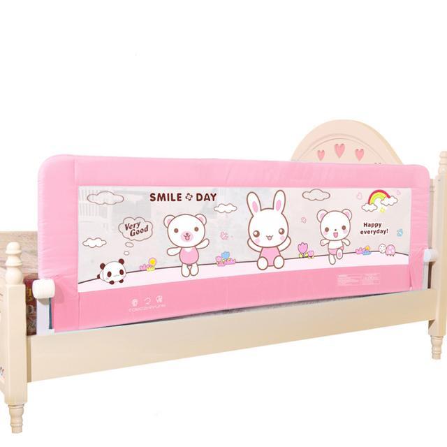 专注小孩安全,有了床上防护栏玩耍、睡觉还怕宝宝落地吗?